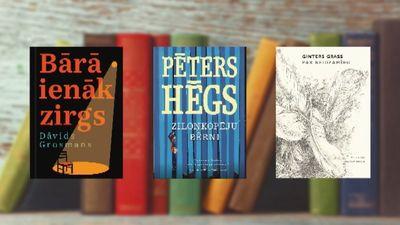 Grāmatas, kuras iesaka dižlasītāja Ārija Vāciete