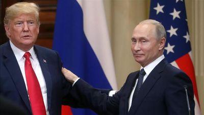 Makrons liedz Putina un Trampa pilnformāta sarunas Parīzē