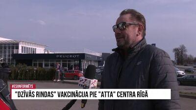 Speciālizlaidums: Sestdien 7 vakcinācijas centri visā Latvijā uzsāks darbu