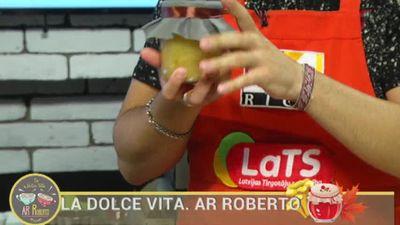 27.09.2017 La Dolce Vita. Ar Roberto 2. daļa