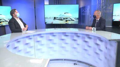 """Martins Gauss par kravu pārvadājumu nozares attīstīšanu """"airBaltic"""""""