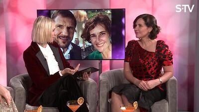 Dana Rēzniece -Ozola stāsta par iepazīšanos ar savu vīru