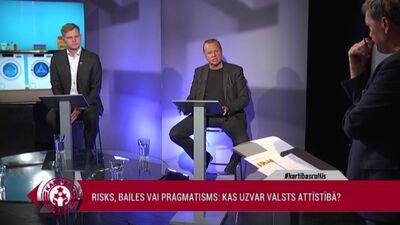 Babris: Latvijā ir izplatīta selektīva cīņa ar noziedzību