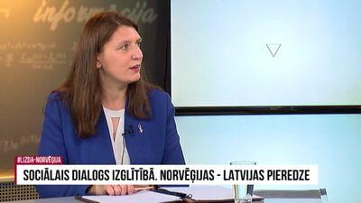 Vanaga: Latvijā ir sociālā dialoga problēmas. Mums ir jāstiprina sadarbības kultūra