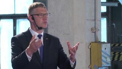 Vilnis Ķirsis par sabiedriskā transporta uzlabošanu Rīgā