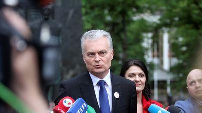 Ievēlēts jaunais Lietuvas prezidents Gitans Nausēda