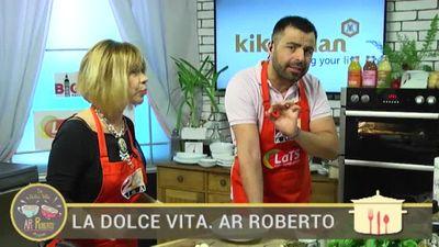 25.05.2017 La Dolce Vita. Ar Roberto 2. daļa