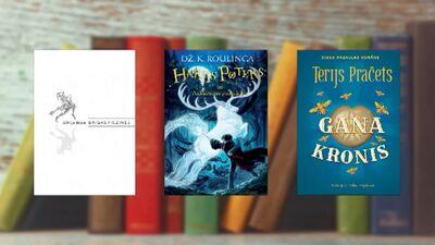 Grāmatas, ko iesaka grāmatu dūla Guna Pitkevica