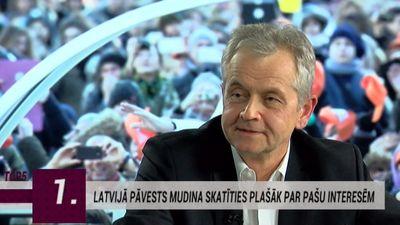 Pāvests ir sirsnīga autoritāte, norāda Latkovkis
