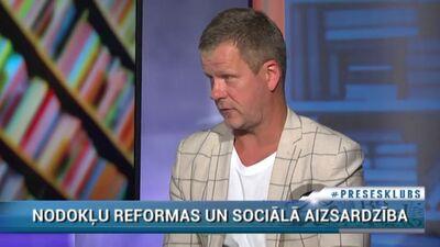 Anitens: Pat Amerikā nenotiek tik daudz reformu, kā pie mums