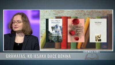 Grāmatas, ko iesaka tulkotāja Dace Deniņa
