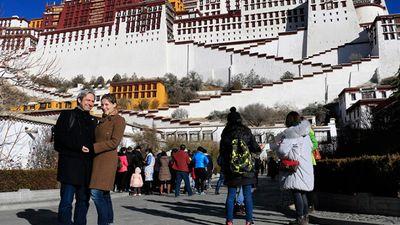 Līdz 1. aprīlim Ķīna aizliegusi ārvalstu tūristiem apmeklēt Tibetu