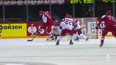 Spilgtākie momenti: Dānija pret Baltkrieviju