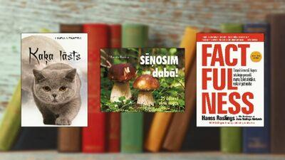 Grāmatas, kuras iesaka rakstnieki Maija Pohodņeva un Modris Pelsis