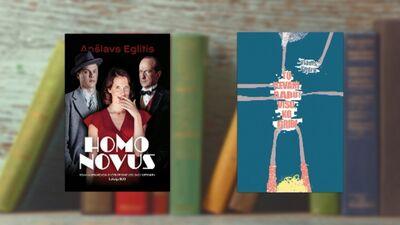 Grāmatas, ko iesaka rakstniece Gunita Krilova