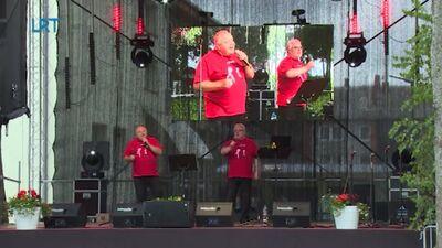 Dagdas novada svētki ar muzikāliem piknikiem