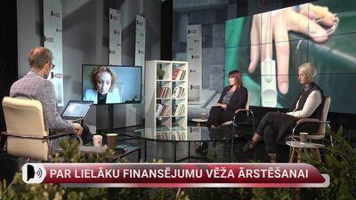 Aija Geriņa-Bērziņa: Visi esam vienā laivā un šī slimība var skart jebkuru
