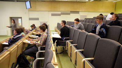 Latvijas augstskolas - strādā tukšgaitā?