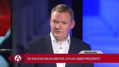 Smiltēns: Noniecināt valsti un Saeimu, saucot to par cirku, ir bezatbildīgi