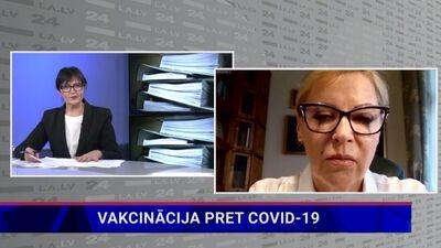 Ingrīda Latimira: Obligāta vakcinācija ir absolūts cilvēktiesību pārkāpums