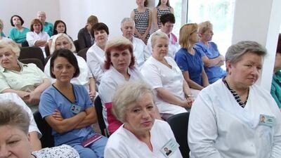 Rēvalds par mediķu arodbiedrību cīņu par finansējumu