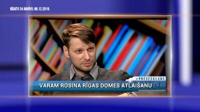 Viedokļu līderi par Rīgas domes atlaišanu