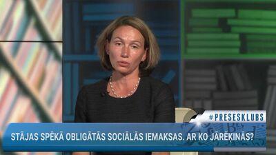 Švecova par nodokļu reformu: Tā ir JKP nodevība