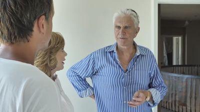 Juris Buņķis pacientus izgulda pie sevis mājās