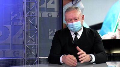 Rēvalds: Vakcīnas tiek pārbaudītas pa īstam nevis šķietami!