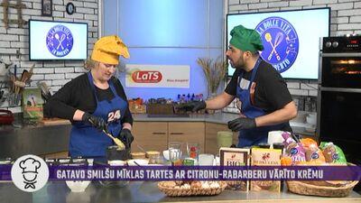 Kūku cepēja Ilze Kupča iesaka karantīnas kūkas recepti!