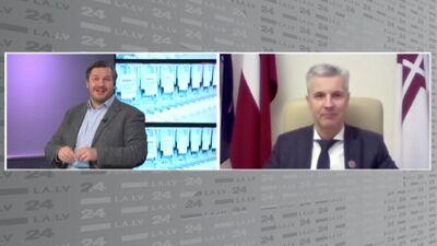 Aizsardzības ministrs par amatpersonu vakcinēšanu pret Covid-19