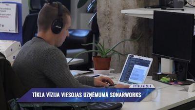 """Pašmāju uzņēmums """"Sonarworks"""", kura audioproduktus izmanto visā pasaulē!"""
