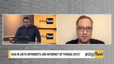 Kas ir lietu internets?