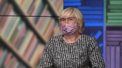 """Ingrīda Circene: Slimnīcās notiekošais ir """"antivakseru"""" darbības rezultāts"""