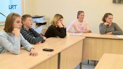 Mediācijas nodarbības jauniešiem Daugavpils novadā