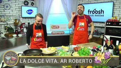 29.03.2017 La Dolce Vita. Ar Roberto 2. daļa
