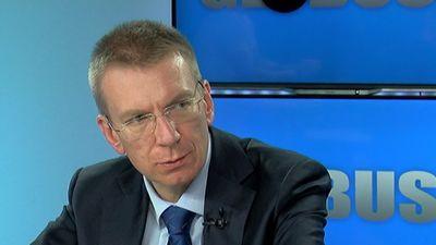 Rinkēvičs: Pēc Brexit divpusēju attiecību starp Lielbritāniju un Latviju nebūs