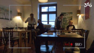 Liene Šomase saskaras ar nokaitinātiem pavāriem Valtera Zirdziņa restorānā