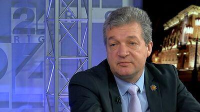 KPV LV balsos pret Rīgas domes atlaišanu, norāda Zakatistovs