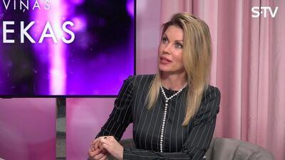Anna Lieckalniņa: Es staigāju platām džinsām un repoju, un tad es biju metāliste