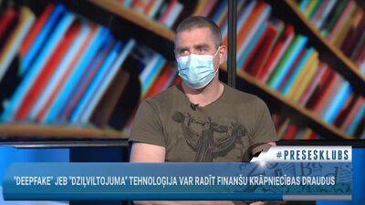 Rajevskis: Filtriņi un aplikācijas ir smieklīgi līdz brīdim, kad tas kļūst bīstami