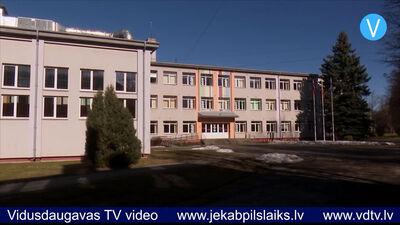 Līdzekļu ietaupījums ļaus ieguldīt Jēkabpils 2.vidusskolas filiāles infrastruktūrā