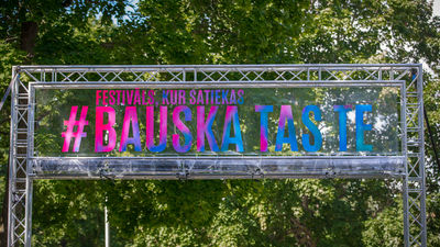Bauska TASTE 2018 festivāls