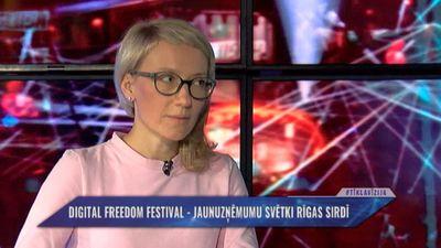 Kādēļ ir vērts piedalīties tādos pasākumos kā Digital Freedom Festival?