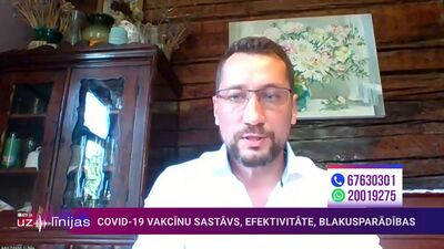 Vai vakcīnas ir efektīvas pret jaunajiem Covid-19 paveidiem?