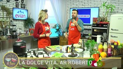 18.10.2017 La Dolce Vita. Ar Roberto 2. daļa
