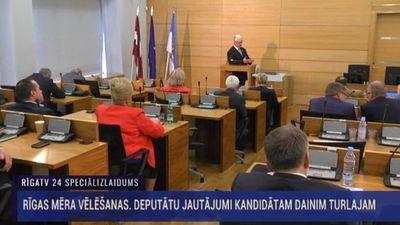 Speciālizlaidums: Rīgas mēra vēlēšanas 4. daļa
