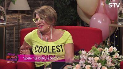 Žanna Dubska: Man patīk priecāties un baudīt!