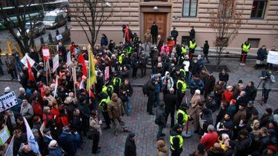 """Ekskluzīvi: """"Progresīvie"""" ceturtdien rīkos akciju pie Saeimas!"""