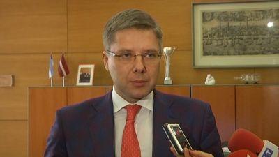 Nils Ušakovs pārsteigts par Pūces juridiski vājo vēstuli